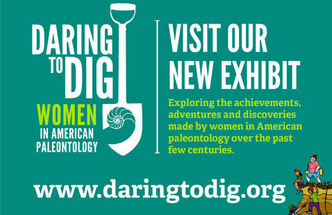 Daring to Dig: Women in a American Paleontology