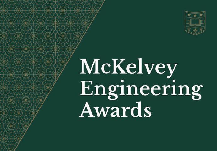 McKelvey Engineering Awards