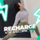 Recharge Yoga (4/19-4/23) at 3pm