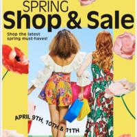 Spring Shop & Sale