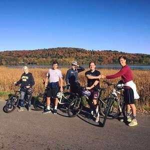 Towpath Bike Ride BYA