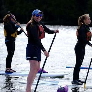 Stand Up Paddleboarding - Lake Moraine BYA