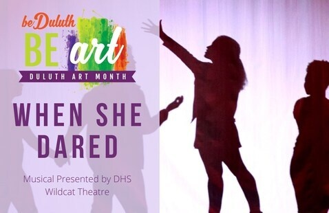 Art Month Presents: DHS Wildcat Theatre's When She Dared