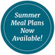 Summer meal plans now available graphic.