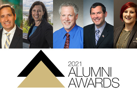 2021 Virtual Alumni Awards Celebration