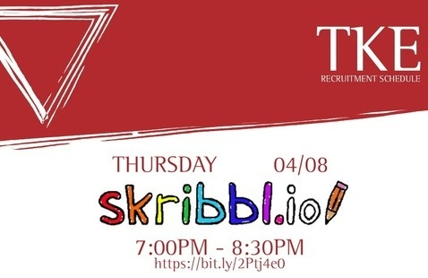 TKE - Skribbl.io Virtual Pictionary