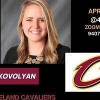 Coffee Chat with Jordan Kovolyan from the Cleveland Cavaliers