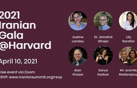 2021 Iranian Gala @Harvard