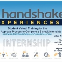 NEW: Student Training Sessions on Handshake EXPERIENCES