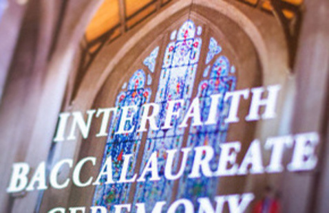 Interfaith Baccalaureate Ceremony