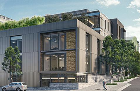 Pritzker Building (rendering)