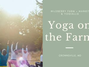 Yoga on the Farm Series: Summer Solstice