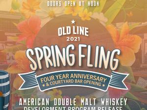 Old Line's Spring Fling '21