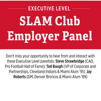 SLAM Club Employer Panel (Executive Level)