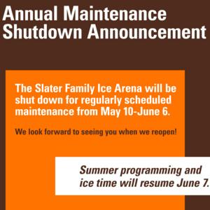 Annual Maintenance Shut Down