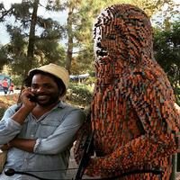 Artist Talk with Umar Rashid