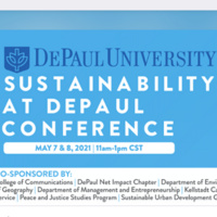 Sustainability at DePaul Conference