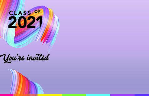 Lavender Graduates' Celebration 2021