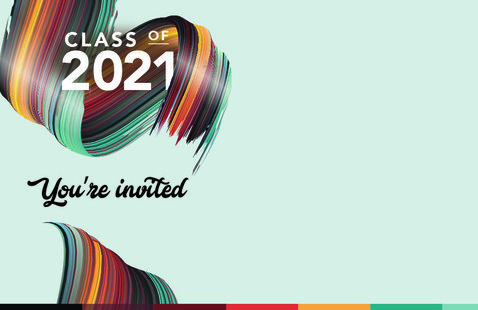 Graduates of Color Celebration 2021