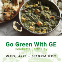 Go Green With GE: Celebrate Earth Day
