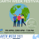 Earth Week Festival Flyer