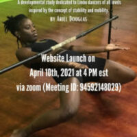 MA Candidate Ariel Douglas Presents Capstone Project: Conditioning for Limbo Dancers