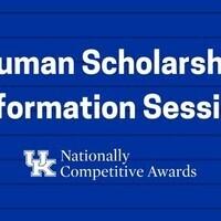 Truman Scholarship Virtual Information Session