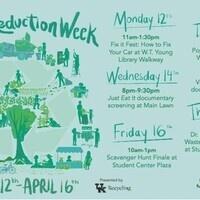Waste Reduction Week - JUST EAT IT Documentary Screening