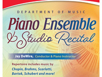 FSU Piano Ensemble Recital
