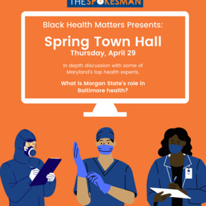 Black Health Matters Presents: Spring Town Hall