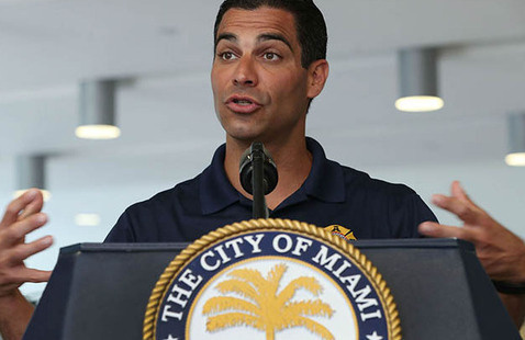 Francis Suarez, Mayor of City of Miami @ The Herbert Half Hour