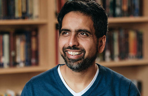 Sal Khan, Founder & CEO, Khan Academy @ Southern Glazer's Distinguished Leader Lecture Series