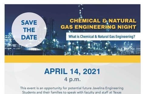 Chemical & Natural Gas Engineering Info Session