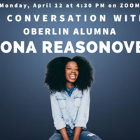 A Conversation with Oberlin Alumna Diona Reasonover