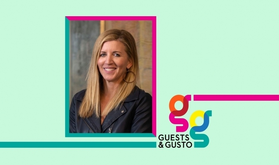 Make a global impact with Google UX Creative Director Margaret Cyphers on 'Guests and Gusto'