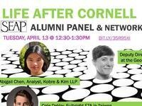 Life After Cornell Part 1 - Alumni Panel & Networking Event