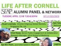 Life After Cornell Part 2 - Alumni Panel & Networking Event