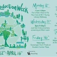 Waste Reduction Week - Faculty Presentation: Dr. Betsy Beymer-Farris