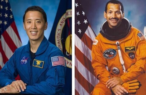 From the U.S. Military to the Final Frontier: A Conversation with Maj. Gen. Charles Bolden and Dr. Jonny Kim