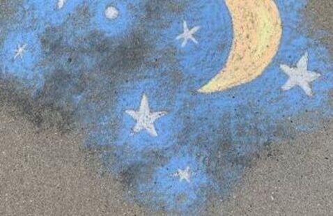 Gray Fund Pop-Up: Chalk Art + Lawn Games