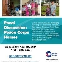 Panel Discussion: Peace Corps Homes