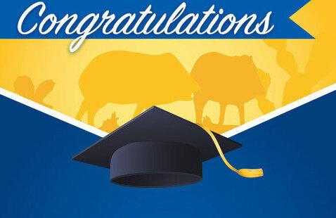 Congratulations to all Spring 2021 Graduates
