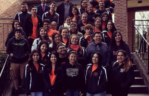 ISS Hangout Space: LatinX and Native American Student Success