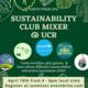 Sustainability Club Mixer