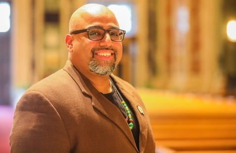 """Lecture: """"Racism and Youth and Young Adult Ministry"""" by Dr. Ansel Augustine"""