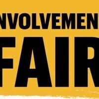 Spring 2021 Involvement Fair