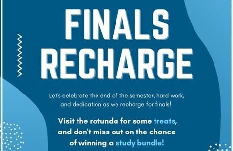 Finals Recharge