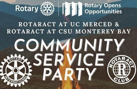 Community Service Party