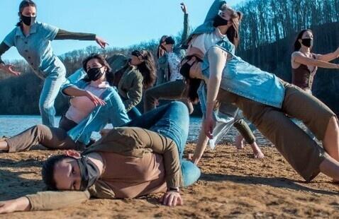 School of Dance presents: The Spring Senior Portfolio Works: A Walk-Through Concert