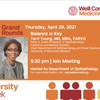 Diversity Week - Balance is Key